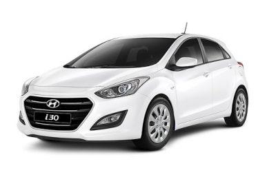 Hyundai i30 (Dizel – Otomatik)